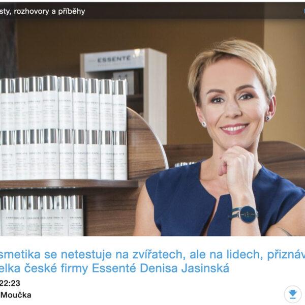 Denisa Jasinská rozhovor