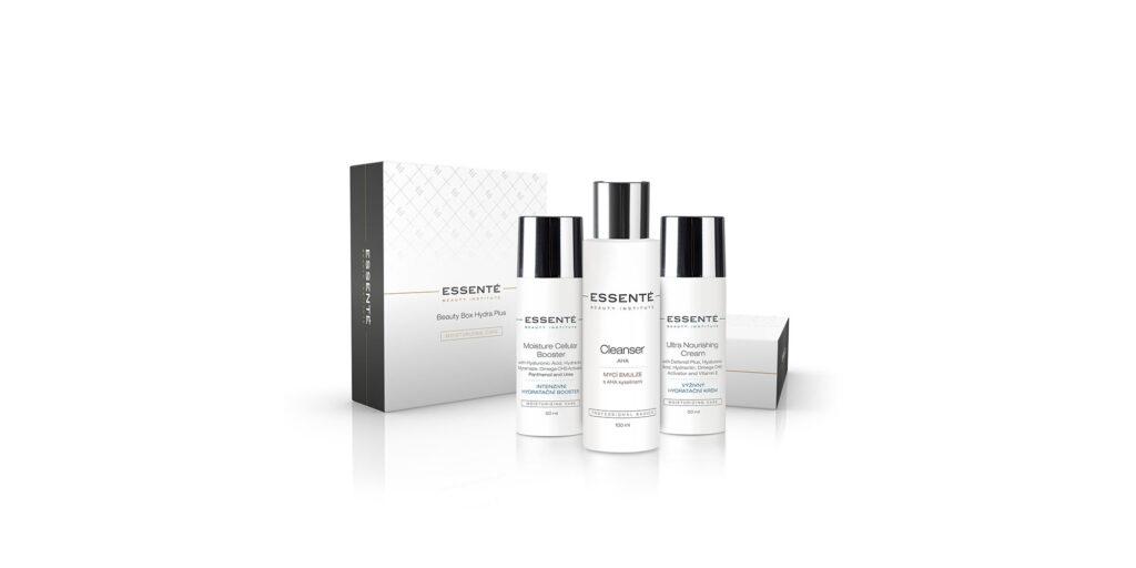 Essenté Beauty Box pro každodenní hydrataci
