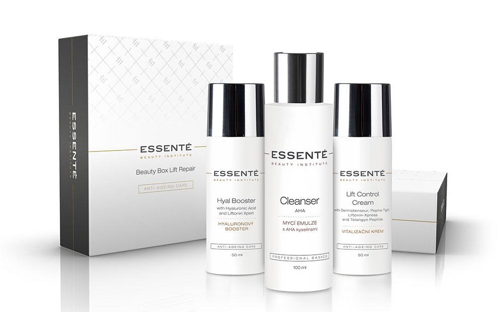 Essenté Beauty Box pro zpomalení stárnutí pleti