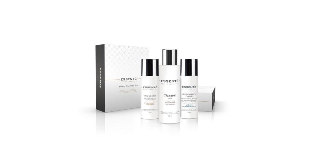 Essenté Beauty Box pro intenzivní hydrataci